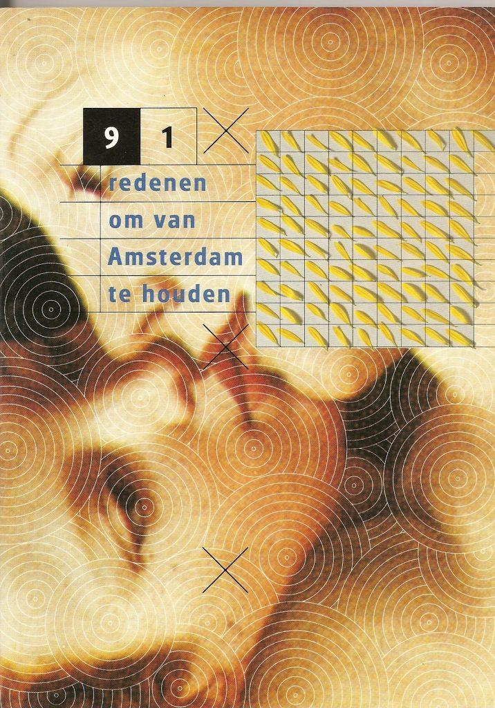91 redenen om van Amsterdam te houden